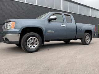 Used 2010 GMC Sierra 1500 SL Ext. Cab 4WD Certified and Serviced - Accident Free for sale in Etobicoke, ON