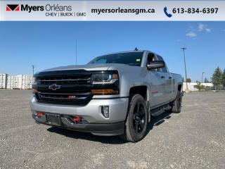 Used 2018 Chevrolet Silverado 1500 Black for sale in Orleans, ON