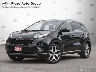 Used 2017 Kia Sportage SX TURBO for sale in Richmond Hill, ON