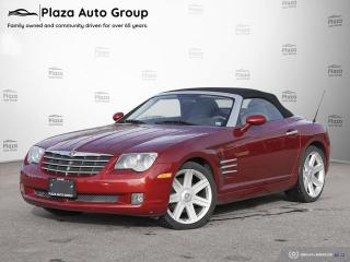 Used 2005 Chrysler Crossfire Limited for sale in Orillia, ON