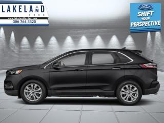 New 2021 Ford Edge Titanium  - $293 B/W for sale in Prince Albert, SK