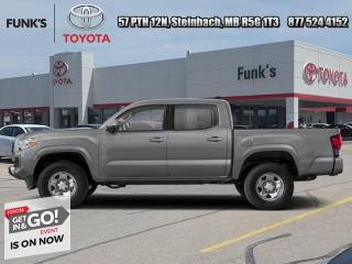 New 2021 Toyota Tacoma Trail  - In Bed Cooler -  Heated Seats for sale in Steinbach, MB