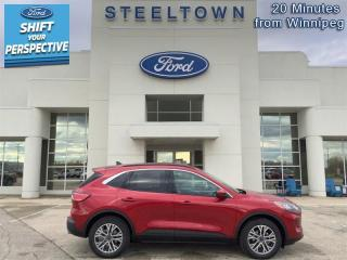 New 2021 Ford Escape SEL AWD for sale in Selkirk, MB