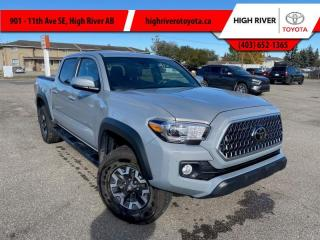 Used 2019 Toyota Tacoma TRD Off Road  - Navigation for sale in High River, AB