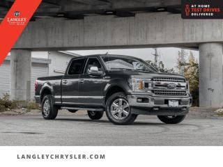 Used 2018 Ford F-150 XLT  Seats 6/ Long Box/ Lined Box/ Navi/ Backup for sale in Surrey, BC