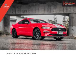 Used 2019 Ford Mustang EcoBoost Premium  Leather/ Navi/ Backup/ Heated & Cooled Seats/ Locally DRiven for sale in Surrey, BC