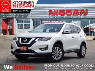 Used 2017 Nissan Rogue SV  FAMILY TECH | 7 SEATS | NAVI | 360 CAM for sale in Kitchener, ON