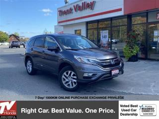 Used 2015 Honda CR-V EX AWD for sale in Peterborough, ON