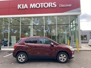 Used 2017 Chevrolet Trax LT for sale in Charlottetown, PE