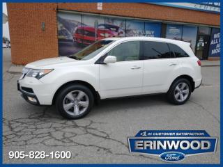 Used 2014 Acura MDX for sale in Mississauga, ON