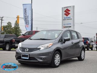 Used 2016 Nissan Versa Note SV ~Camera ~Bluetooth ~Power Windows/Locks ~A/C for sale in Barrie, ON