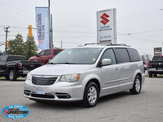Used 2012 Chrysler Town & Country Touring ~Power Seat ~Rear Air ~Full Stow 'N Go for sale in Barrie, ON