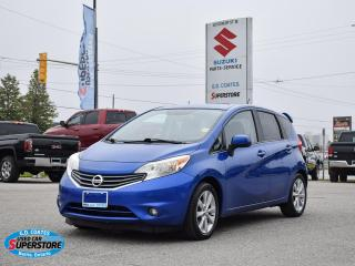 Used 2014 Nissan Versa Note SL ~Heated Seats ~Bluetooth ~Camera ~Fog Lamps for sale in Barrie, ON