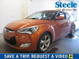 Used 2014 Hyundai Veloster w/Tech for sale in Dartmouth, NS