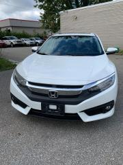Used 2016 Honda Civic Sedan 4dr CVT Touring for sale in Gatineau, QC