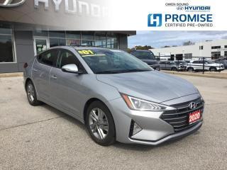 Used 2020 Hyundai Elantra Preferred for sale in Owen Sound, ON