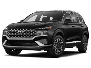 New 2022 Hyundai Santa Fe PLUG-IN HYBRID LUXURY NO OPTIONS for sale in Windsor, ON