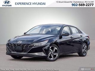 New 2022 Hyundai Elantra Ultimate Tech for sale in Charlottetown, PE