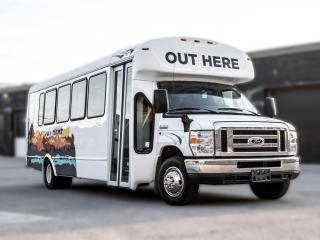 Used 2014 Ford Econoline E450 I 24 PASSENGER for sale in Toronto, ON