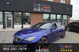 Used 2016 BMW M6 Gran Coupe I Ultimate Competition for sale in Concord, ON