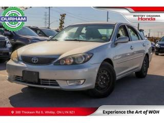 Used 2005 Toyota Camry for sale in Whitby, ON
