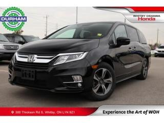 Used 2019 Honda Odyssey EX-L Leather Sunroof Backup Camera Heated Seats for sale in Whitby, ON