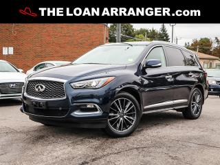 Used 2017 Infiniti QX60 for sale in Barrie, ON