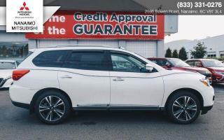 Used 2019 Nissan Pathfinder Platinum for sale in Nanaimo, BC