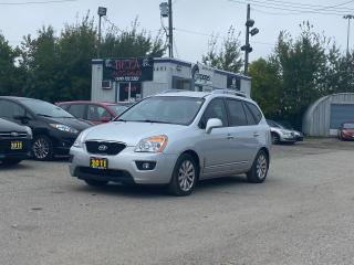 Used 2011 Kia Rondo EX for sale in Kitchener, ON