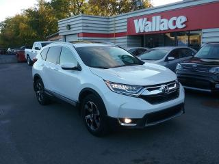 Used 2019 Honda CR-V Touring AWD Panoramic Sunroof *SOLD* for sale in Ottawa, ON