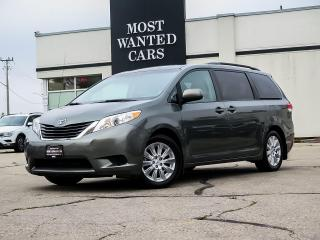 Used 2014 Toyota Sienna AWD | LE | 7 PASS | CAMERA | ALLOYS | HEATED SEATS for sale in Kitchener, ON