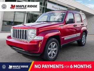 Used 2008 Jeep Liberty Limited Edition for sale in Maple Ridge, BC