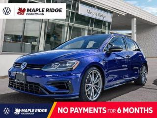 Used 2019 Volkswagen Golf R 2.0L TSI MANUAL WITH DRIVER ASSISTANCE PACKAGE for sale in Maple Ridge, BC