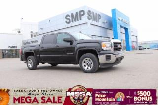 Used 2015 GMC Sierra 1500 - 4X4, Bluetooth, Back Up Camera, Trailering Pkg, New Tires for sale in Saskatoon, SK