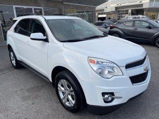 Used 2014 Chevrolet Equinox NAVI BCAMERA COLLISION AVOID LANE AST for sale in Calgary, AB