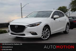Used 2017 Mazda MAZDA3 GT for sale in Chatham, ON