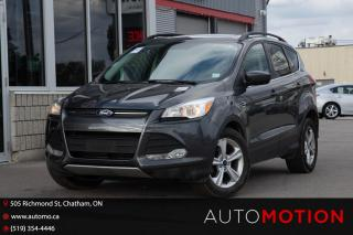 Used 2016 Ford Escape SE for sale in Chatham, ON