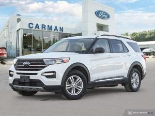 Used 2020 Ford Explorer XLT for sale in Carman, MB