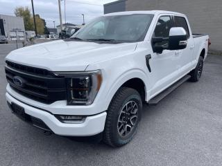 New 2021 Ford F-150 Lariat 4X4 SUPERCREW LARIAT 502A for sale in Cornwall, ON