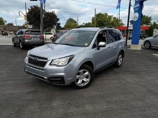 Used 2017 Subaru Forester 2.5i for sale in Sarnia, ON