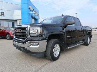 Used 2019 GMC Sierra 1500 Limited Limited 1500 Double 4x4 SLE / Standard Box for sale in Weyburn, SK