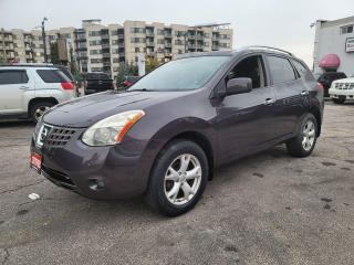 Used 2009 Nissan Rogue SL for sale in Brantford, ON