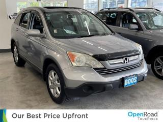 Used 2008 Honda CR-V EX-L 4WD AT for sale in Port Moody, BC