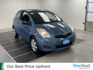 Used 2009 Toyota Yaris 3-door Hatchback 5M for sale in Port Moody, BC