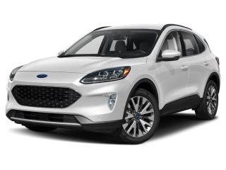 New 2021 Ford Escape Titanium Hybrid 0% APR | ROOF | ELITE PKG | TOW | for sale in Winnipeg, MB