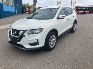 Used 2017 Nissan Rogue S/backupcamera/laneassist/htdseats/certified for sale in Toronto, ON