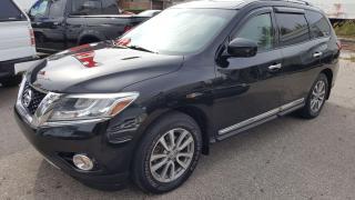 Used 2015 Nissan Pathfinder SL for sale in Etobicoke, ON