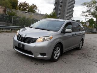 Used 2011 Toyota Sienna LE for sale in Scarborough, ON