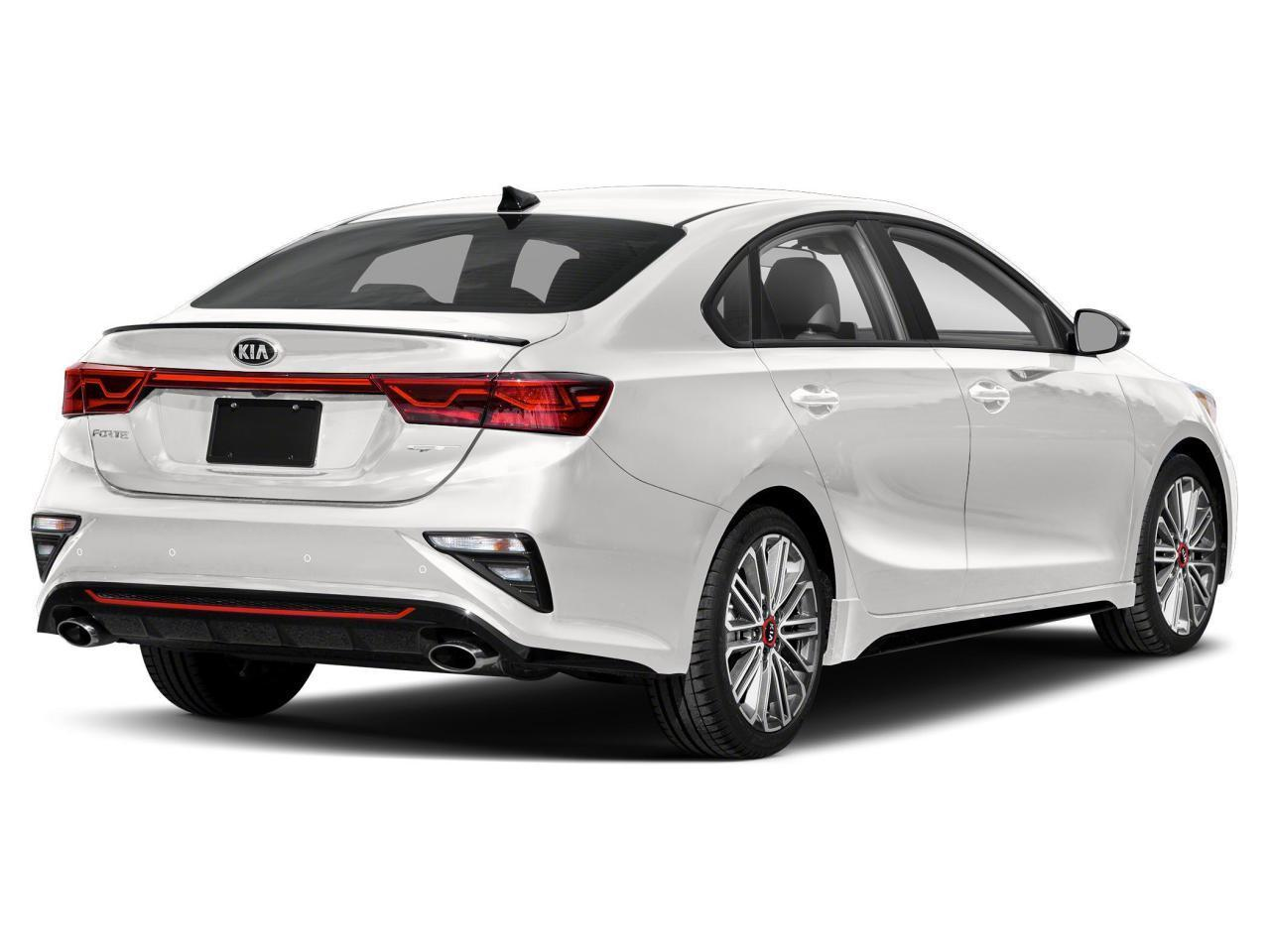 2021 Kia Forte GT DCT LIMITED