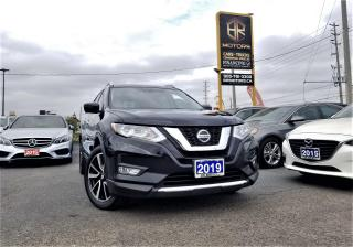 Used 2019 Nissan Rogue No Accidents | Pano Roof| Hseat|AWD SL | Certified for sale in Brampton, ON